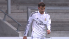 Real Madrid Player Borja Mayoral Misses Terrible Penalty Against Liverpool