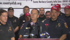 San Diego firefighter dies battling California's 4th largest fire in history