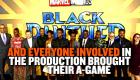 Costume designer Ruth Carter went above & beyond to dress 'Black Panther' cast