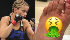 OUCH! UFC Fighter Paige VanZant Shows Off Disgusting Foot Injury