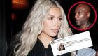 Kim Kardashian Absolutely Roasts Lamar Odom on Twitter