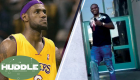 "LeBron James Calls L.A. ""Home,"" Zach Randolph BUSTED for Weed -The Huddle"