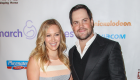 Hilary Duff & Ex Mike Comrie Holding Hands at Halloween Party
