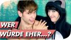 Wer wurde eher... ? Community Fragen | Kostas Kind & Ella TheBee | #flip