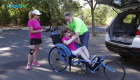 Teen With Cerebral Palsy Runs Marathons With Mom