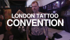 Thousands descend on the International London Tattoo Convention