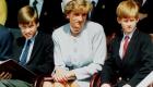 Les princes Harry et William regrettent leur dernier appel avec leur mère Diana