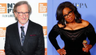 Steven Spielberg Would Back Oprah's Presidential Run