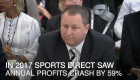 Sports Direct's Mike Ashley in 60 seconds
