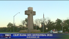 Appeals court finds Bladensburg 'Peace Cross' violates Constitution