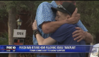 Payson comes together to welcome kidney, liver transplant recipient