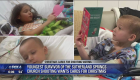 NTX students send gifts to young shooting survivor