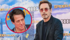 Robert Downey Jr. Wants to 'Bury the Hatchet' with Hugh Grant