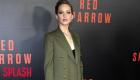 Jennifer Lawrence 'so comfortable' naked on set