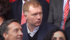 Paul Scholes on the Oldham job and Manchester United's big away games