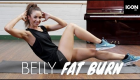 HIIT Belly Fat Burning Workout | Danielle Peazer