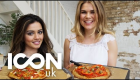 Healthy Homemade Gluten-Free Pizzas I Madeleine Shaw & Kaushal Beauty