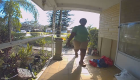 Clearwater police search for suspected porch pirate