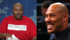 Kenan Thompson Does a PERFECT Impersonation of LaVar Ball on Saturday Night Live Weekend Update
