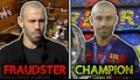 Corrupt Footballers XI | Mascherano, Herrera & Rossi