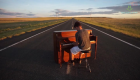 Traveling Piano Man Finds The Key To Life!