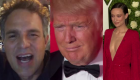 Mark Ruffalo, Olivia Wilde and More Celebrities Protest Trump's Comments